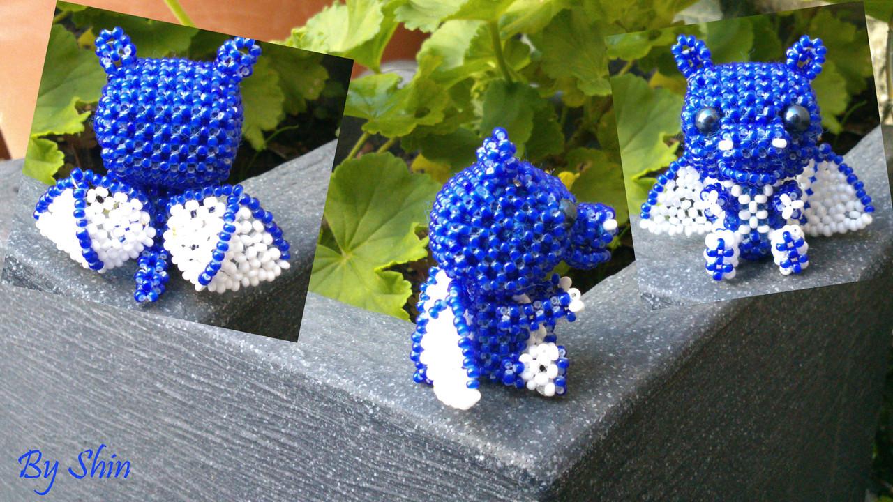 Blauerdrache