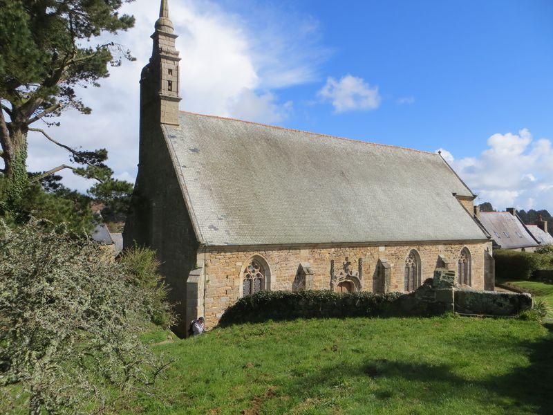 Chapelle Notre Dame du Yaudet