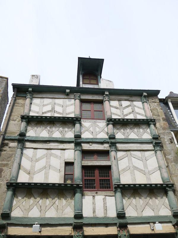 vieille maison - Lamballe