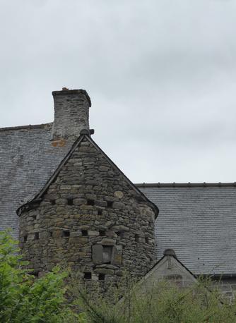 Maison à pigeonnier - Taden
