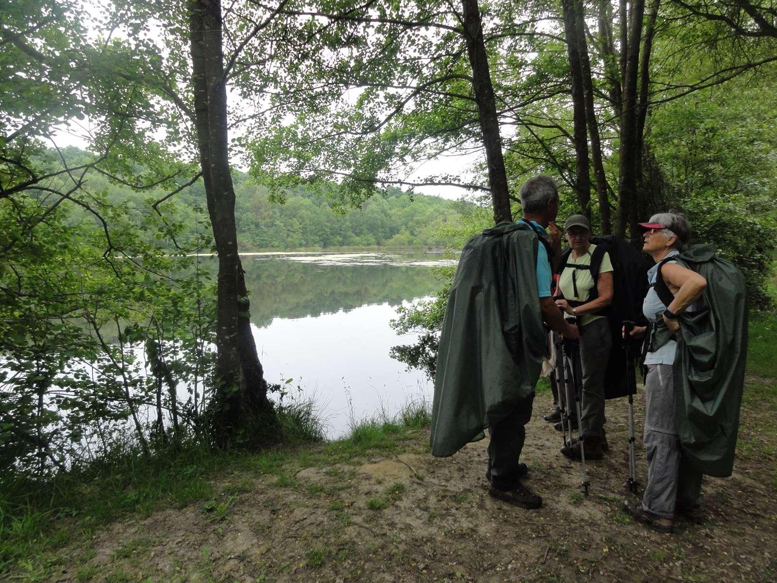 L'étang du Pont Graveloup