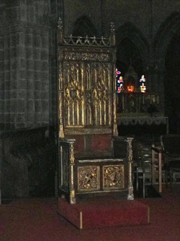 Siège épiscopal - Treguier