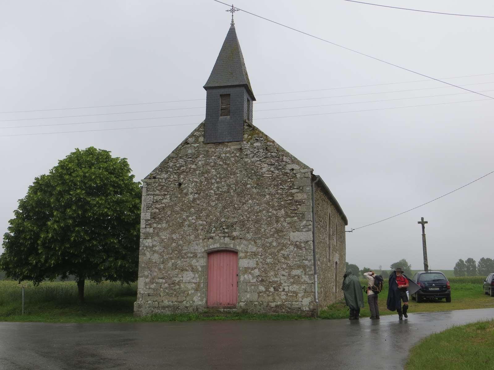 La chapelle Sainte Eugénie