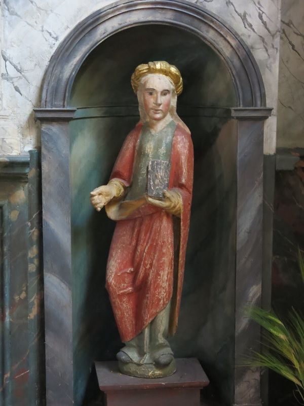 Ste Radegonde - Eglise St Jean - Lamballe