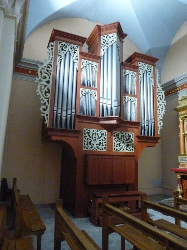 et son orgue