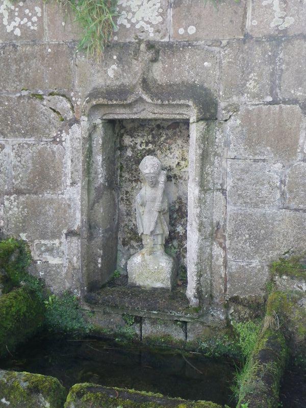 St Ivy - Fontaine  du pique-nique
