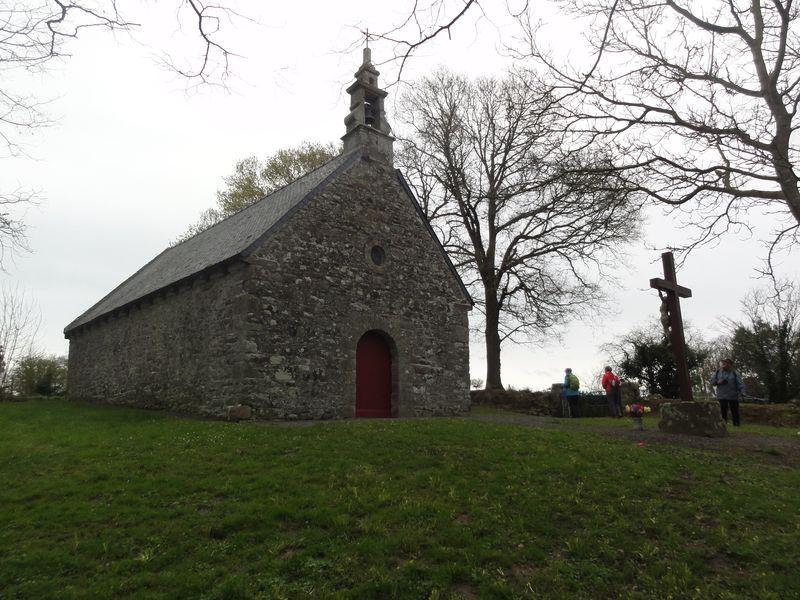 Chapelle St Maudez