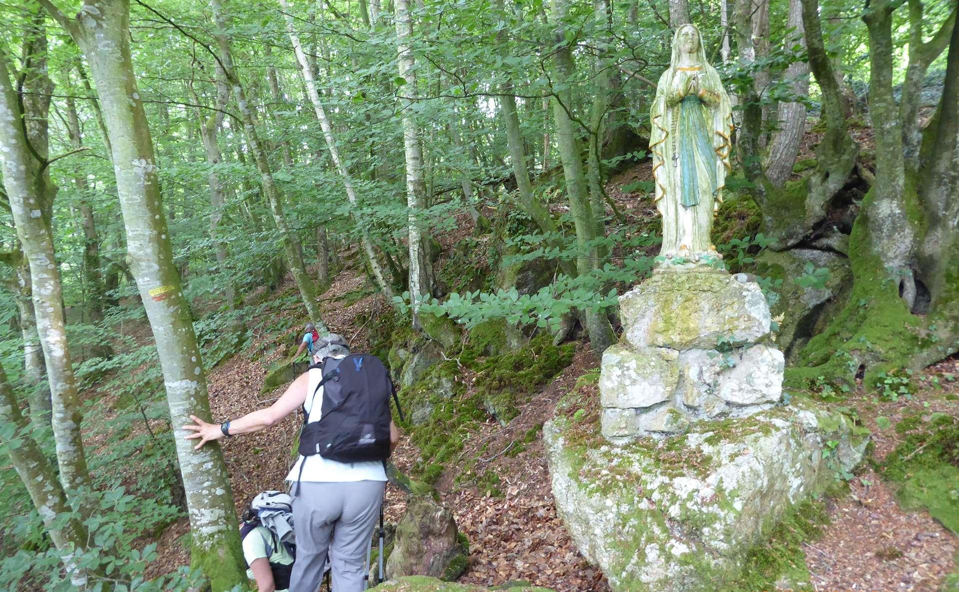 Vierge de l'Arguenon