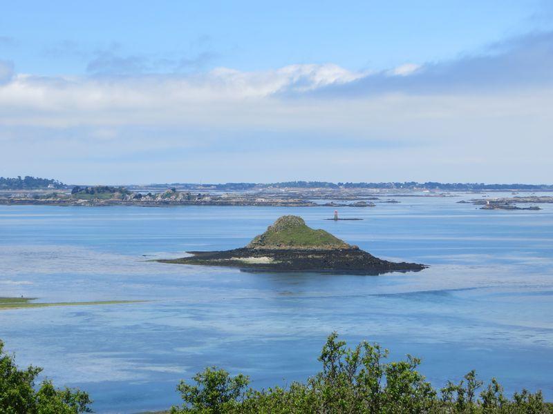 Île Lemenez - Pointe de Plouezec