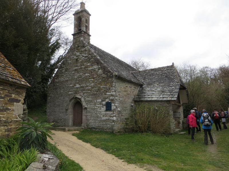 Chapelle Ste Barbe - Plestin -les-Grèves