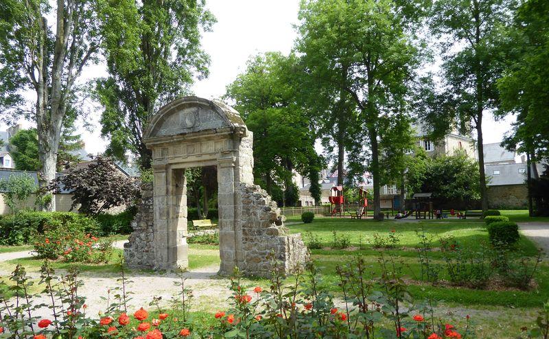 Ancienne porte St Augustin - Lamballe