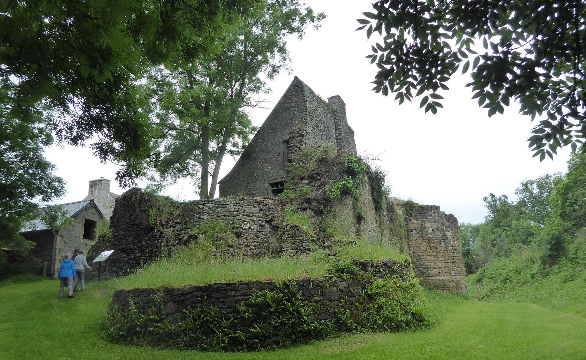 Château de Montafilan