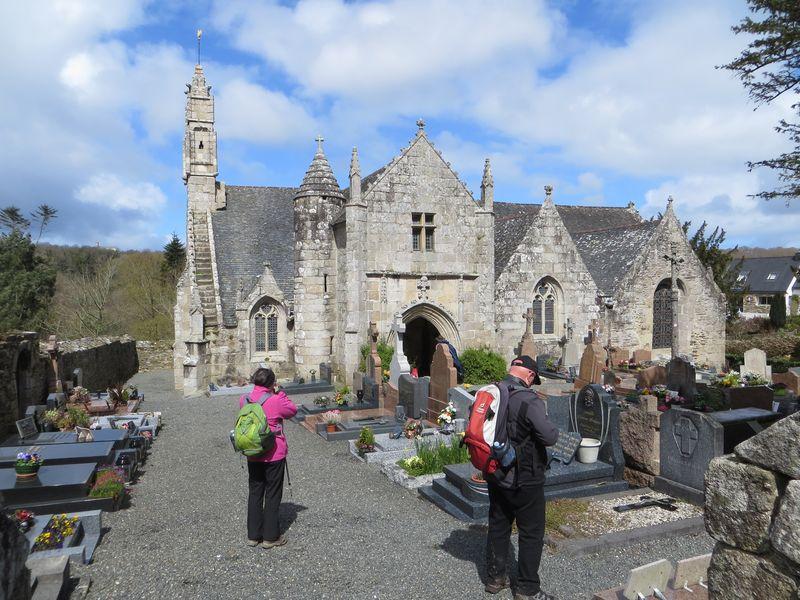 église St Ivy Loguivy