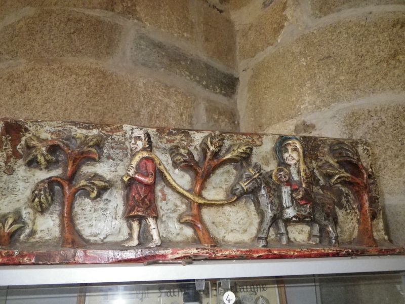 Chapelle St Antoine - Plouezoc'h - Fuite en Egypte