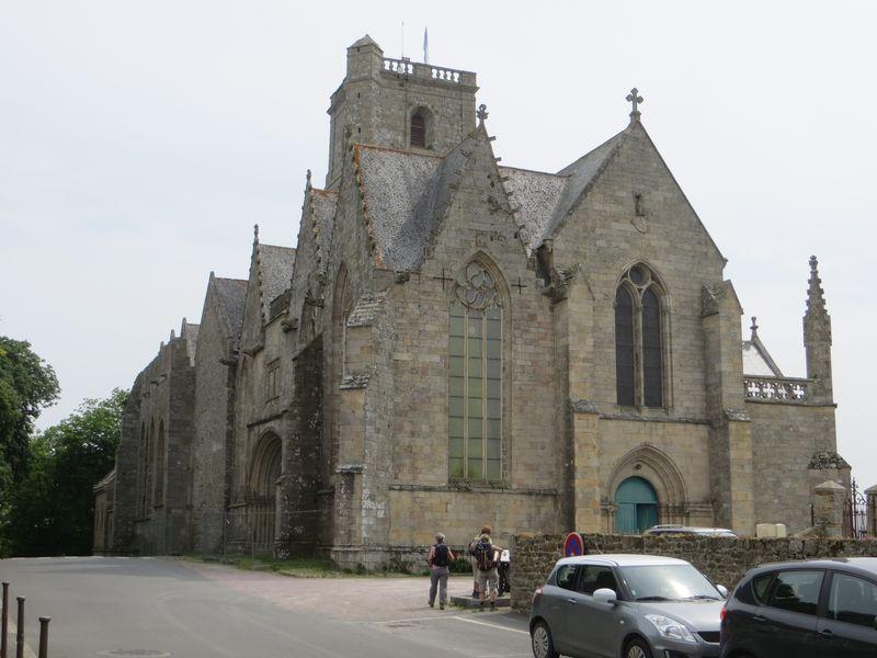 Cathédrale St Etienne  - Lamballe