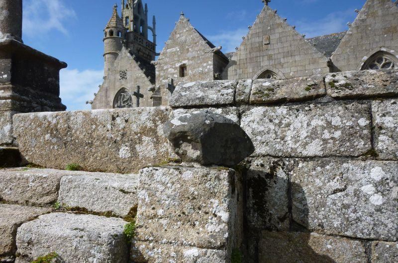 Oreiller de St Yves - Tredrez Locquémeau