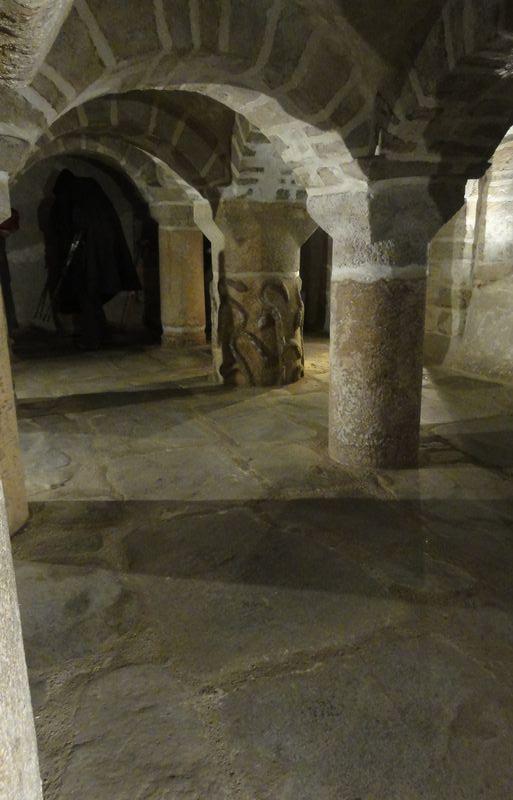crypte - St Mélar - Lanmeur