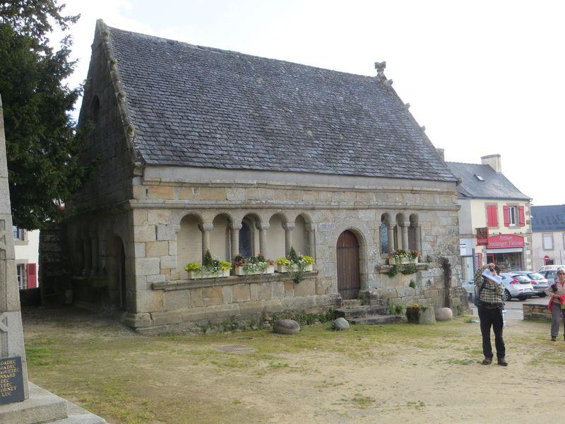 Ossuaire - Ploujean