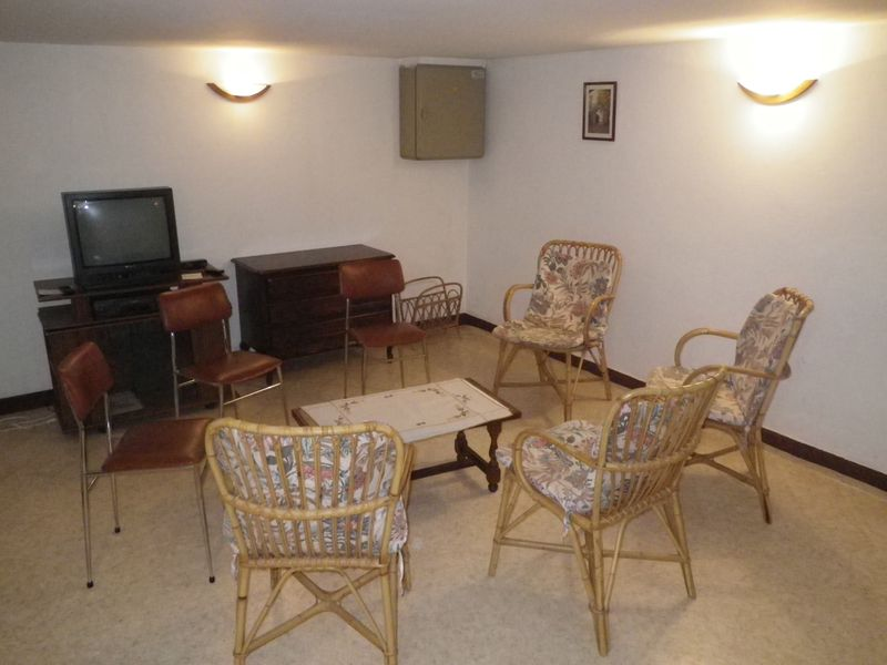 Salon à L'Île Blanche - Locquirec