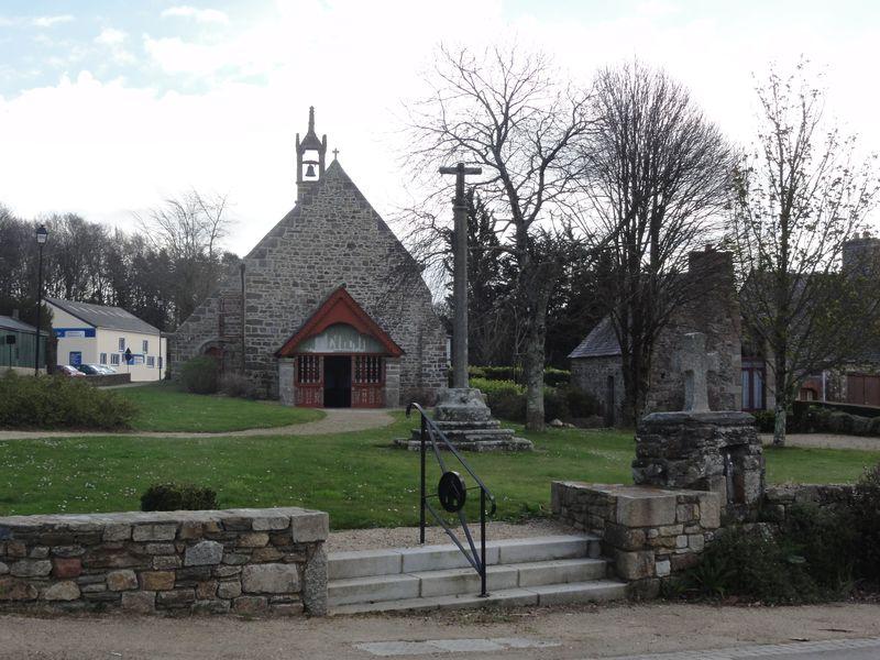 Chapelle St Antoine - Plouezoc'h