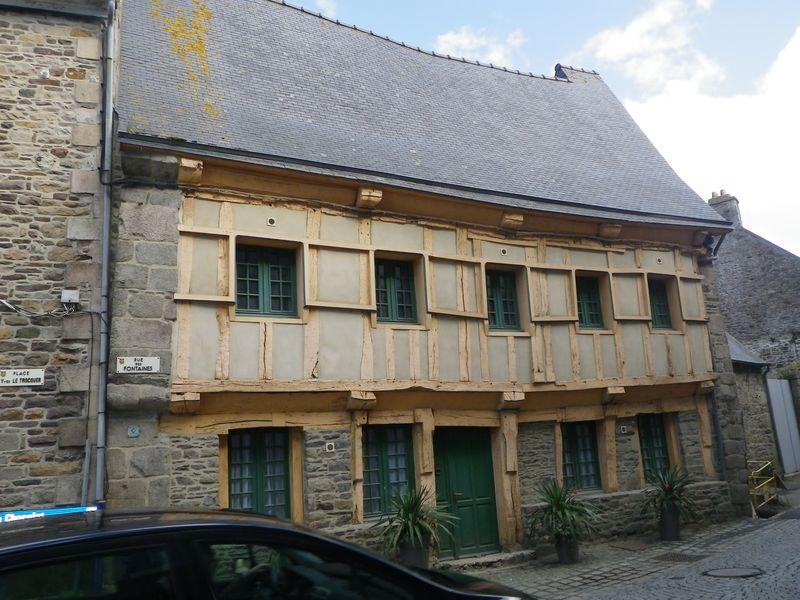 Maison Pontrieux