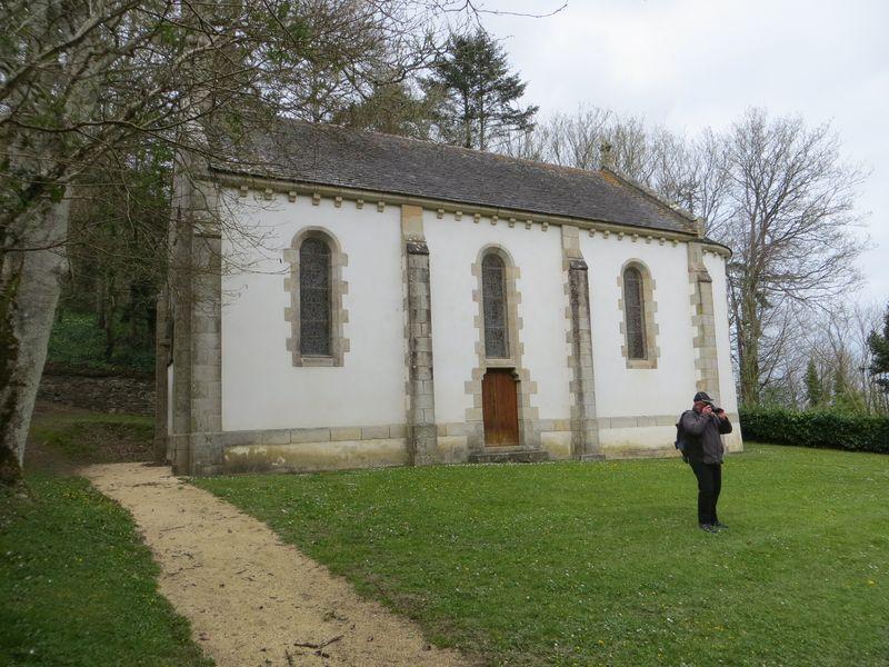 Chapelle de St Efflam