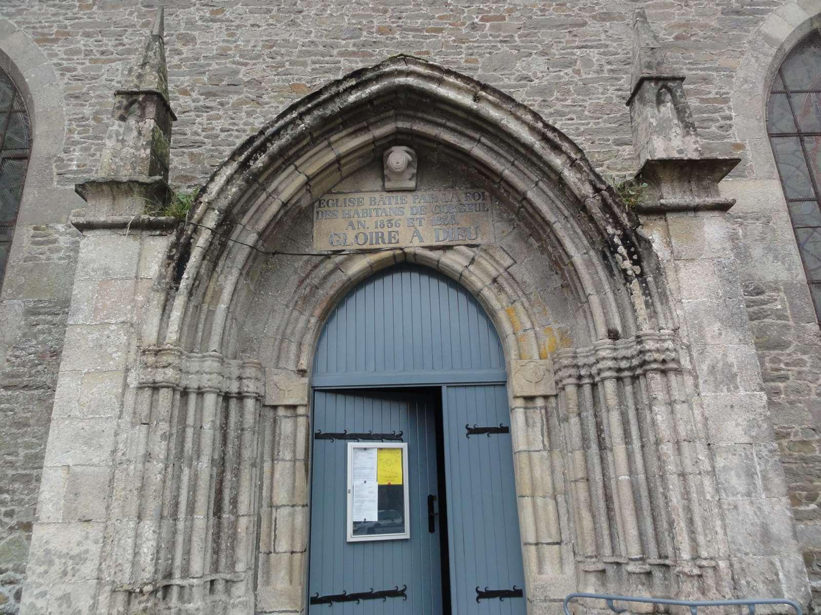 Eglise Saint Pierre - Corseul