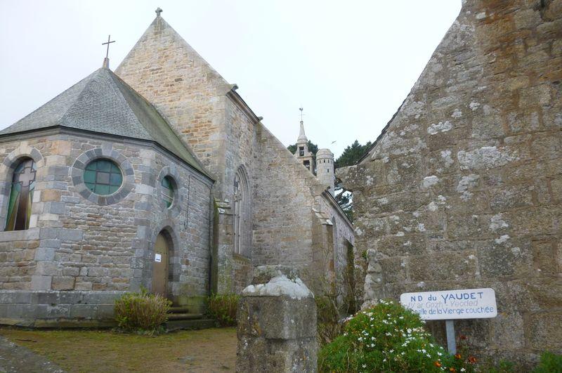 Chapelle N.D.du Yaudet