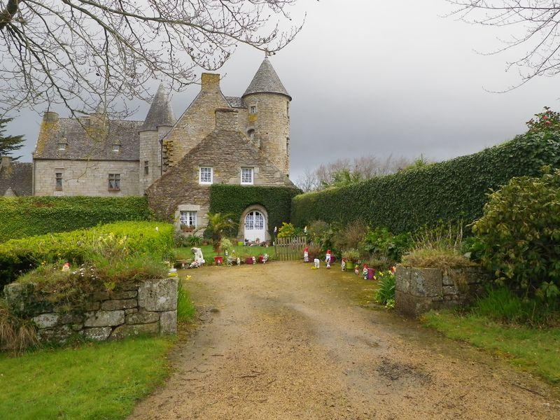 Château de Coat-Tredrez