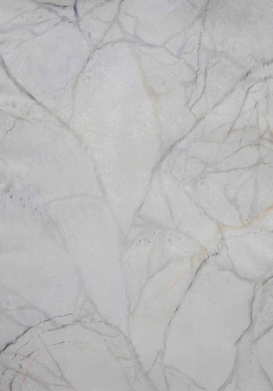 Imitation marbre Blanc de Carrare - Pascale Richert