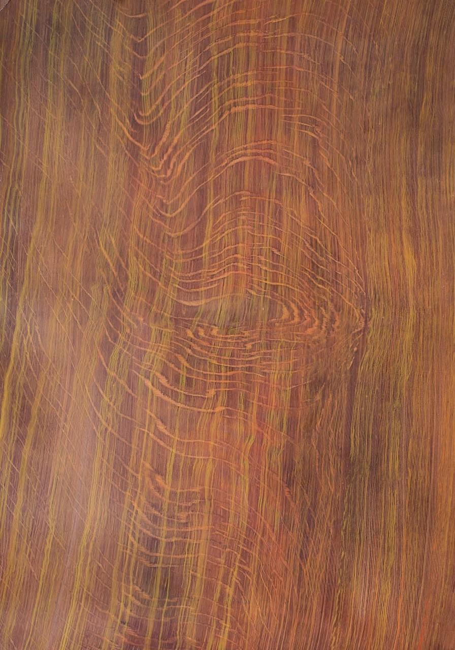 Imitation Chêne foncé- Pascale Richert
