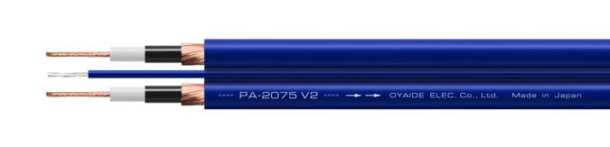 das neue Phonokabel PA 2075 V2 - top Klang für wenig Geld !