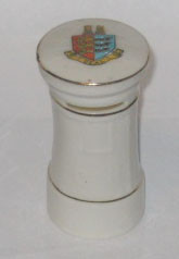 "KENT PILLAR BOX: DEAL Crest on Top. ""GR"" at Front. 94mm High. Made by Pearl Arms China."