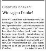 Wochenblatt vom 08.04.2021