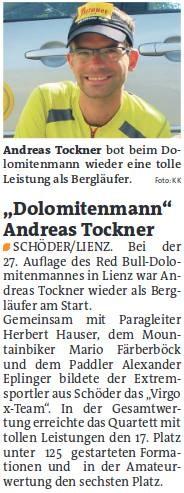 Murtaler Zeitung KW 38