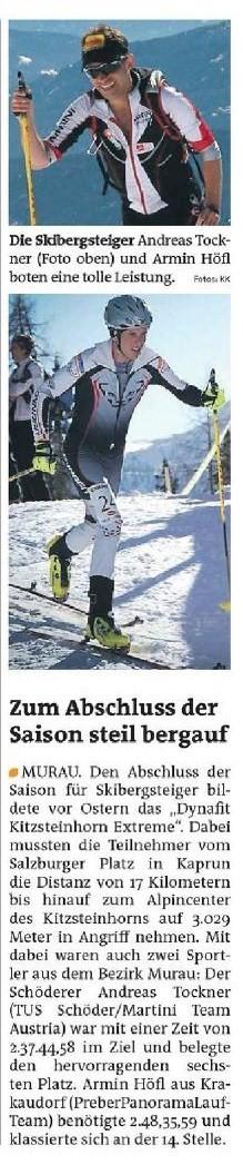 Murtaler Zeitung KW 17