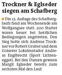 Gmundner Nachrichten 23.5.2012