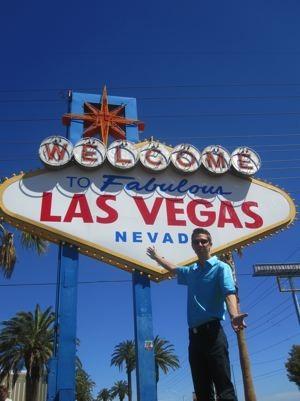 Magic Dominik in Las Vegas, 2011