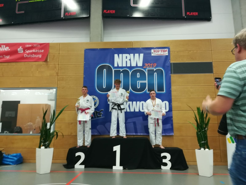 3. Platz im Kampf für Furkan - Glückwunsch 👍