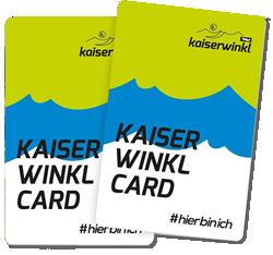 Zu den Leistungen Kaiserwinkl-Card Winter