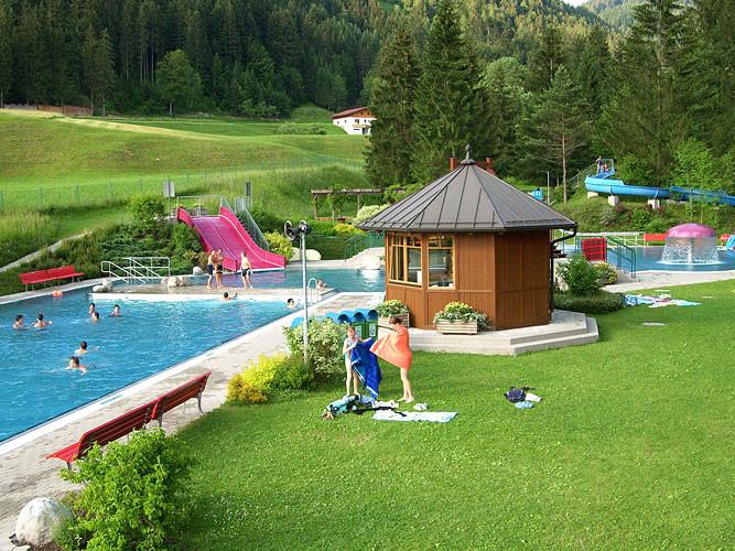 Waldschwimmbad Kössen