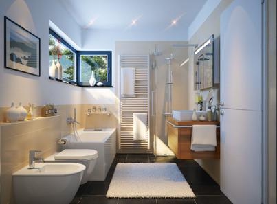 bad putzen so machen sie es richtig putzfrau berlin. Black Bedroom Furniture Sets. Home Design Ideas