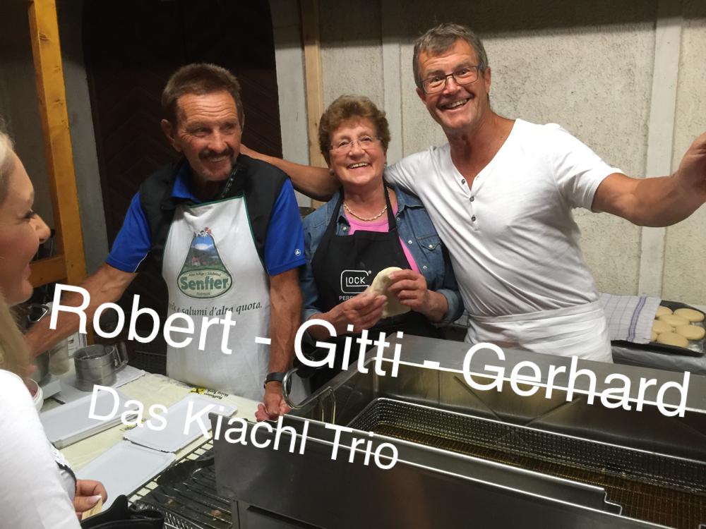 Robert - Gitti - Gerhard