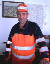 Klärfacharbeiter-Stv. Johann Wallner