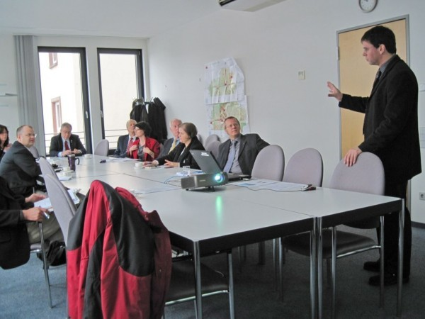 Beim Planungsverband Frankfurt/Rhein-Main