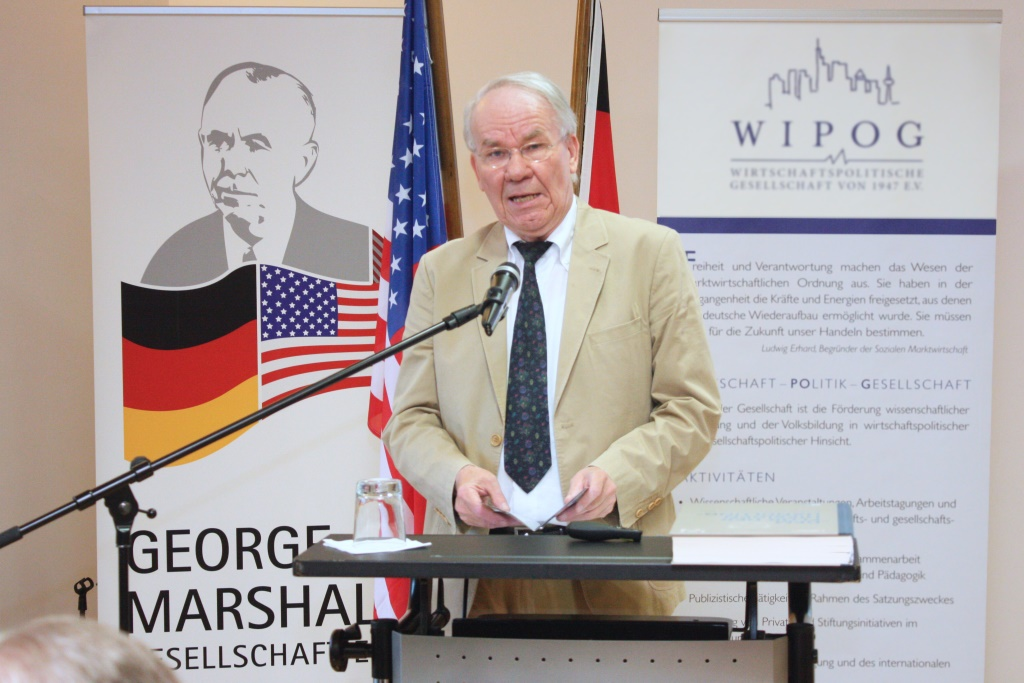Dr. Wolfgang Lindstaedt, Vorsitzender der WIPOG