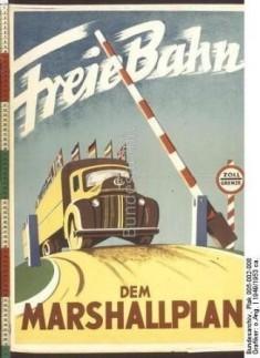 Plakat für den Marshall-Plan (Bild: BArch, Plak 005-002-008/ N.N.)
