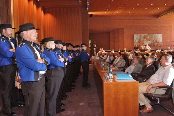 Kreistagssitzung Hofheim (Bild: MTK)