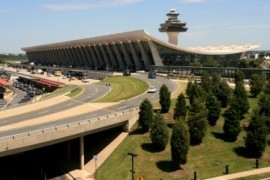 Flughafen Washington International Dulles (Bild: MTK)
