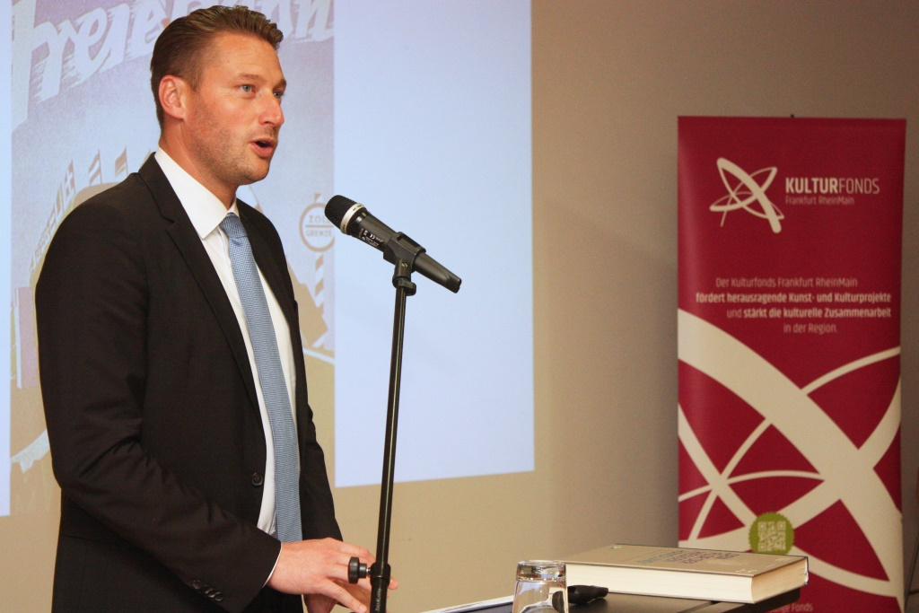 Alexander Hetjes, Oberbürgermeister von Bad Homburg